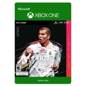 FIFA 20: Ultimate Edition (Xbox One) - Digital Code