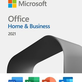 Microsoft Office Home & Business 2019 | One-time purchase, 1 device | PC/Mac Download