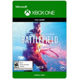 Battlefield V: Deluxe Edition (Xbox One) - Digital Code