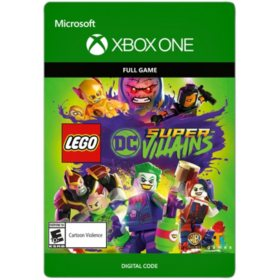 LEGO DC Super Villain: TT Games (Xbox One) - Digital Code