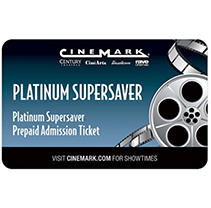 Cinemark 2 tickets for $19.98 (West Coast)