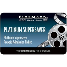 Cinemark 2 Moive Tickets for $19.98 (West Coast)