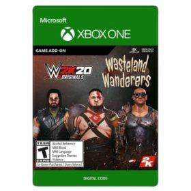 WWE 2K20 Originals: Wasteland Wanderers (Xbox One) - Digital Code