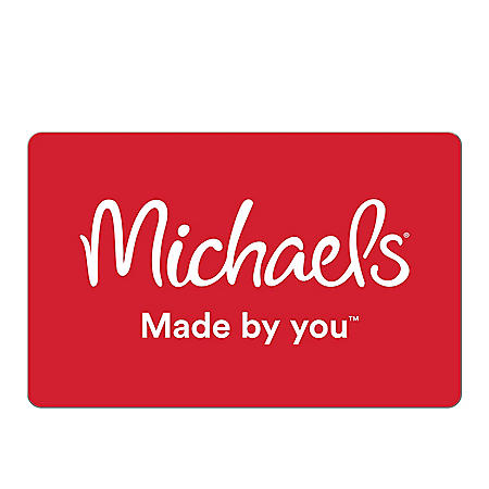 Michaels  $25 eGift Card (Email Delivery)
