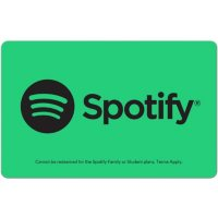 Deals on Spotify $120 Value Subscription