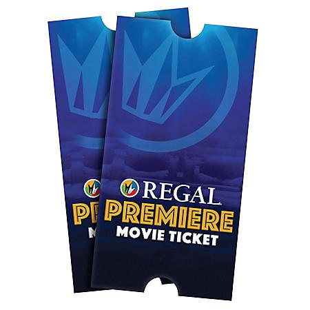 Regal - 2 Tickets