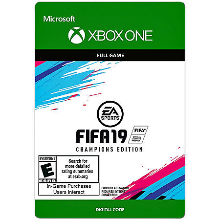 FIFA 19 Champions Edition (Xbox One) - Digital Code