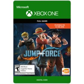 Jump Force: Standard Edition (Xbox One) - Digital Code