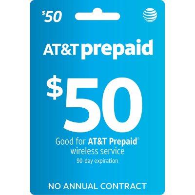 No Contract / Prepaid