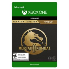 Mortal Kombat 11: Premium Edition (Xbox One) - Digital Code