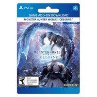 Monster Hunter World Iceborne  Expansion (PlayStation 4) - Digital Code (Email Delivery)