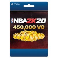 NBA 2K20 450,000 Virtual Currency (PlayStation 4) - Digital Code (Email Delivery)
