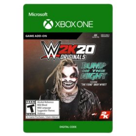WWE 2K20 Originals: Bump in the Night (Xbox One) - Digital Code