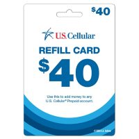 U.S. Cellular $40 Plan (Email Delivery)