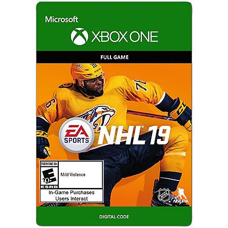 NHL19 (Xbox One) - Digital Code