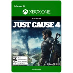 Just Cause 4: Standard Edition (Xbox One) - Digital Code
