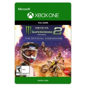 Monster Energy Supercross 2 (Xbox One) - Digital Code