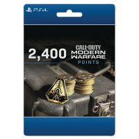 Call of Duty: Modern Warfare 2400 Points (PlayStation 4) - Digital Code (Email Delivery)