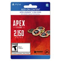APEX Legends 2150 Coins (PlayStation 4) - Digital Code (Email Delivery)