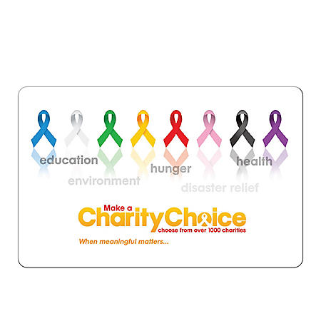 Charity Choice $50 (Email Delivery)