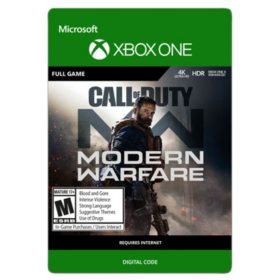 Call of Duty Modern Warfare - Multiple Platforms (Choose Disc or Email Code)