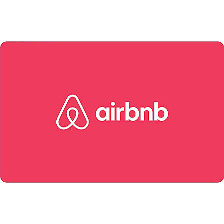 Airbnb $50 eGift Card (Email Delivery)
