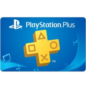 Sony Playstation Plus 12-Month Subscription - $59.99 Value (Email Delivery)