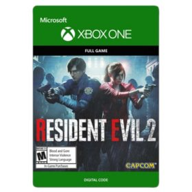 Resident Evil 2 Remaster (Xbox One) - Digital Code