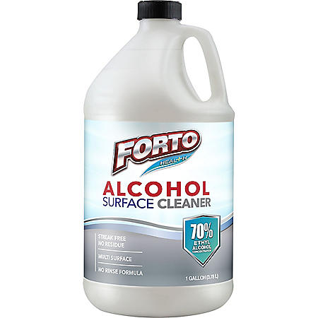 Forto Alcohol Surface Cleaner (1 gal.)