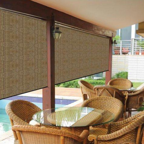 Exterior Window Shade 8' x 8'