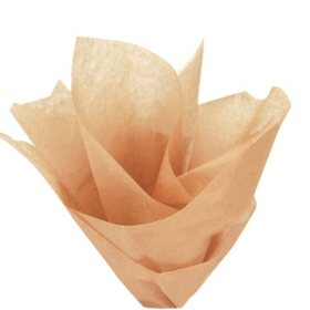 Natural Waxed Tissue (400 sheets)