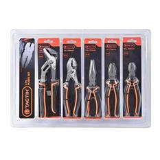Tactix Professional Pliers, 5-Piece Set
