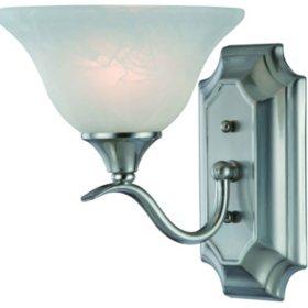 Hardware House Dover 1-Light Wall Light