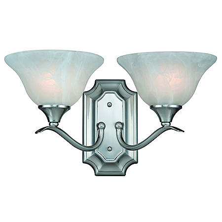 Hardware House Dover 2-Light Wall Light