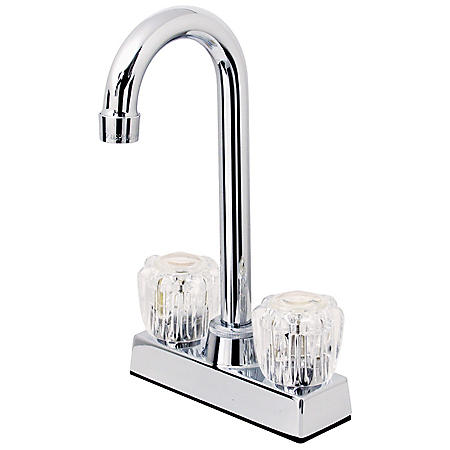 Hardware House Hi-Rise 2 Handle Bar Faucet