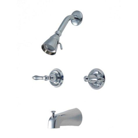 Hardware House Single Handle Tub/Shower Mixer - Chrome