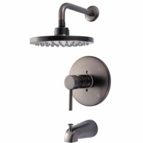 Hardware House Single Handle Tub/Shower Mixer - Classic Bronze