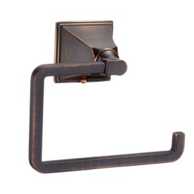 Hardware House Monterey Bay Toilet Paper Holder - Oil-Rubbed Bronze