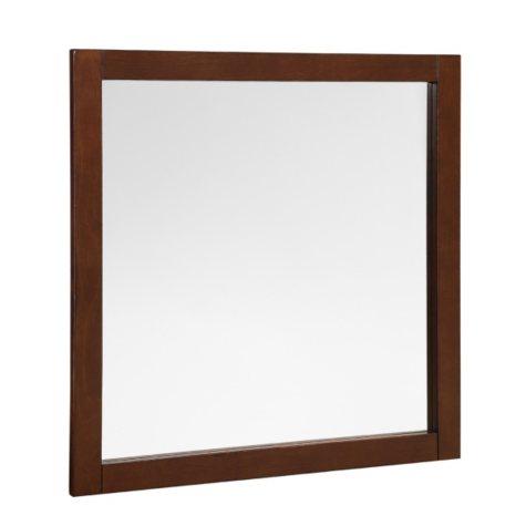 "Hardware House 30""x30"" Vanity Mirror - Tobacco"
