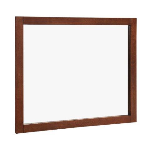 "Hardware House 36""x30"" Vanity Mirror - Chestnut"