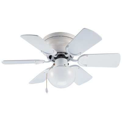 Hardware House Arcadia 30 Ceiling Fan Gloss White Sam S Club