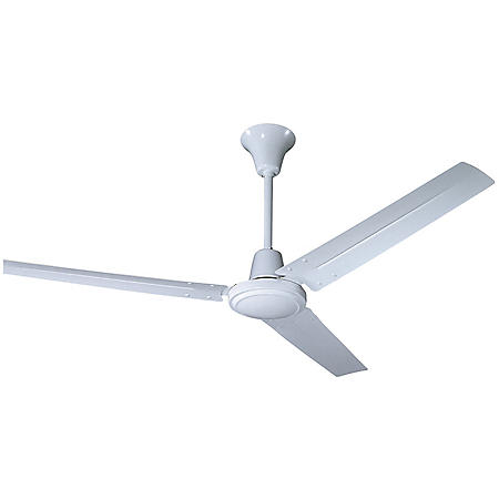 "Hardware House Caribbean 56"" Ceiling Fan - Gloss White"