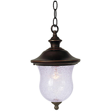 Hardware House Hanging Coach Lamp - Classic Bronze
