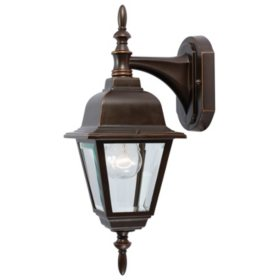 Hardware House Outdoor Coach Lantern - Classic Bronze