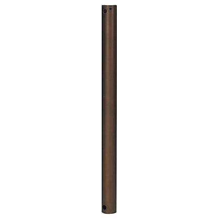 """Hardware House 21MM x 18"""" Classic Bronze Speckled Downrod"""