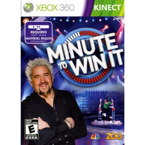 Minute to Win It - Xbox 360 Kinect