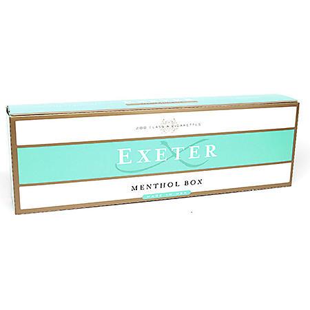 Exeter Gold Menthol King Box (20 ct., 10 pk.)