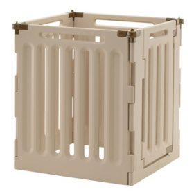 Richell Convertible Indoor/Outdoor Pet Playpen (Choose Your Size and Height)