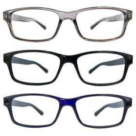 KEO Youth Evans Blue Light Filtering Glasses (3 pk.)
