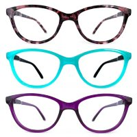 KEO Youth Sadie Blue Light Filtering Glasses (3 pk.)